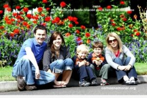 como llevar una buena relación con la familia de mi esposo