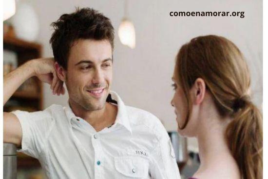 Señales y signos de que un hombre casado está coqueteando contigo