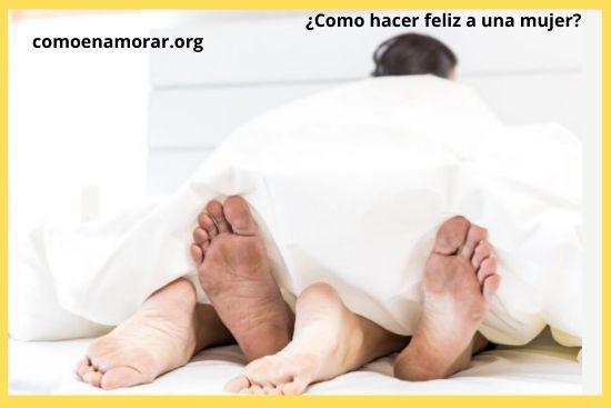 como tener contento a tu esposo en la cama